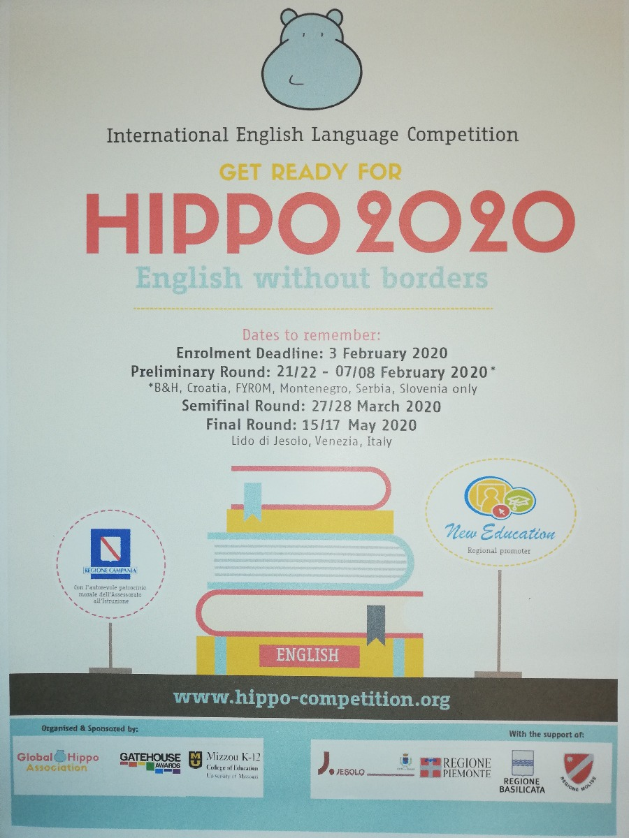 INTERNATIONAL ENGLISH LANGUAGE COMPETITION